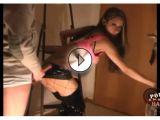 Vidéo hard d'un couple amateur fétichiste